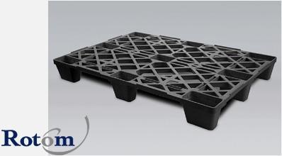 Nous proposons les dimensions 800x1200, 1000x1200, 600x800, 600x400 et d'autres formats. Palettes plastiques fabriquées pour de multiples usages de charge légère à lourde
