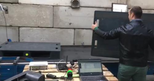 RFID Test/Installation