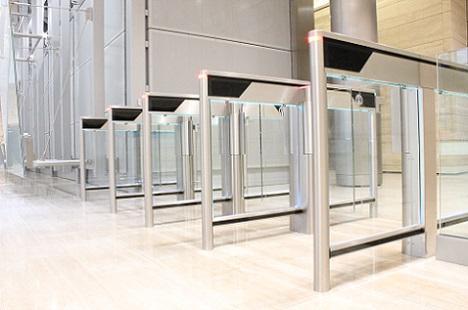 Couloir de passage sécurisé Slimlane