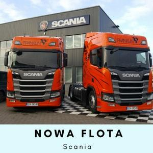New cars - Scania