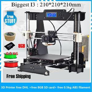 Shenzhen Facotry direct sale Large 3D printer /Reprap Prusa i3 DIY 3d printing /