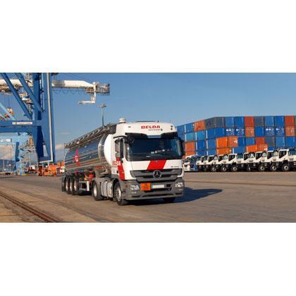 Transportes por carretera: camiones-cisterna