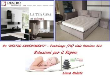 Materassi lattice linea salute camere da letto forniture for Architetti arredatori