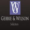GEBBIE & WILSON SOLICITORS