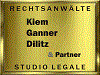 STUDIO LEGALE RECHTSANWÄLTE - DR. KIEM - DR. GANNER - DR. DILITZ & PARTNER
