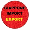 GIAPPONE IMPORT EXPORT