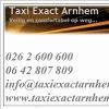 TAXI EXACT ARNHEM