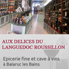 AUX DÉLICES DU LANGUEDOC ROUSSILLON