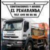 CONTENEDORES SALAMANCA EL PEÑARANDA