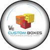 WE CUSTOM BOXES