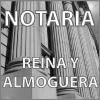 NOTARÍA REINA Y ALMOGUERA