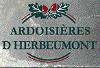ARDOISIERES D'HERBEUMONT
