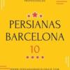 PERSIANAS BARCELONA 10