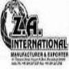 Z. A. INTERNATIONAL