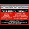 CARPINTERIA METALICA ALUFER S.L.