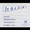 BERNH. KOCH & SOHN KG