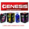 GENESIS LUBRICANT LTD.ŞTI. GTA OIL LG OIL