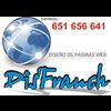 DISFRANCH - DISEÑO DE PÁGINAS WEB
