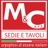M&C SRL SEDIE E TAVOLI
