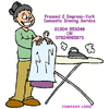 PRESSED 2 IMPRESS-YORK IRONING SERVICE