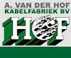 A. VAN DER HOF KABELFABRIEK
