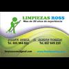 LIMPIEZAS ROSS