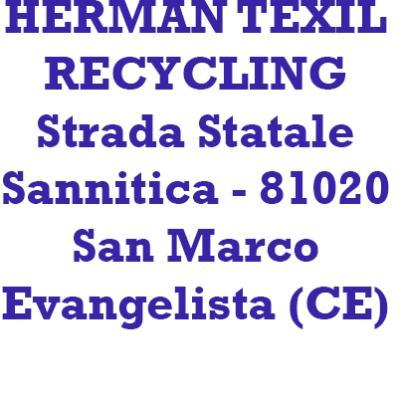 HERMAN TEXTIL RECYCLING