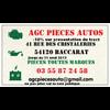 AGC PIECES AUTO