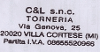 C&L SNC TORNERIA