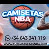 TUS CAMISETAS NBA