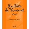 LA COTE DE VINCENT  - ALCOHOL FREE WINE