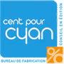 CENT POUR CYAN