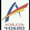 ACRILICOS 40 Y 20