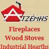 ATZEMIS CAST IRON FIREPLACES