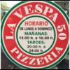 LA VESPA 50