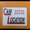 CAM LOCATION