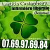 LAETITIA CASTANHEIRA INFIRMIERE À DOMICILE LIBERALE