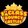 1ST CLASS BOUNCY CASTLES