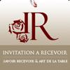 INVITATION A RECEVOIR