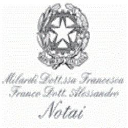 NOTAI FRANCO ALESSANDRO E MILARDI FRANCESCA
