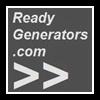 READYGENERATORS.COM