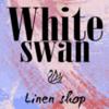 WHITE SWAN LINEN