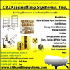 CLD HANDLING SYSTEMS - INDUSTRIAL & COMMERCIAL PRODUCTS