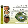 TROPICAL TIMBER - MADERA SECA