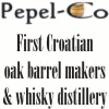 PEPEL-CO / FIRST CROATIAN COOPERAGE AND WHISKY DISTILLERY