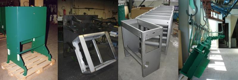 machine d'emballage et de calage en papier et carton
