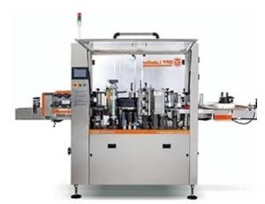 LABELLING MACHINE, LINEAR - for pet bottles