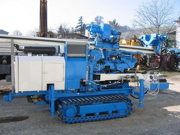 Trivellatrice Ellettari Ek 200b - Construction machinery