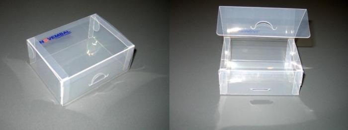 Boite cristal -