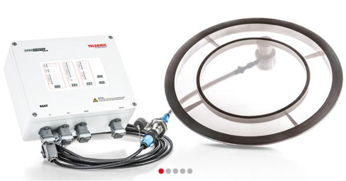 Risonatori per vibrovagli - Il risonatore per vibrovagli Telsonic è stato sviluppato per essere usato su v